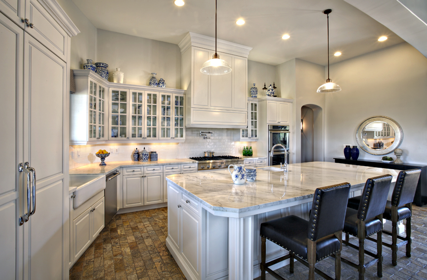 Luxury custom home remodeling services in scottsdale for Home kitchen remodeling