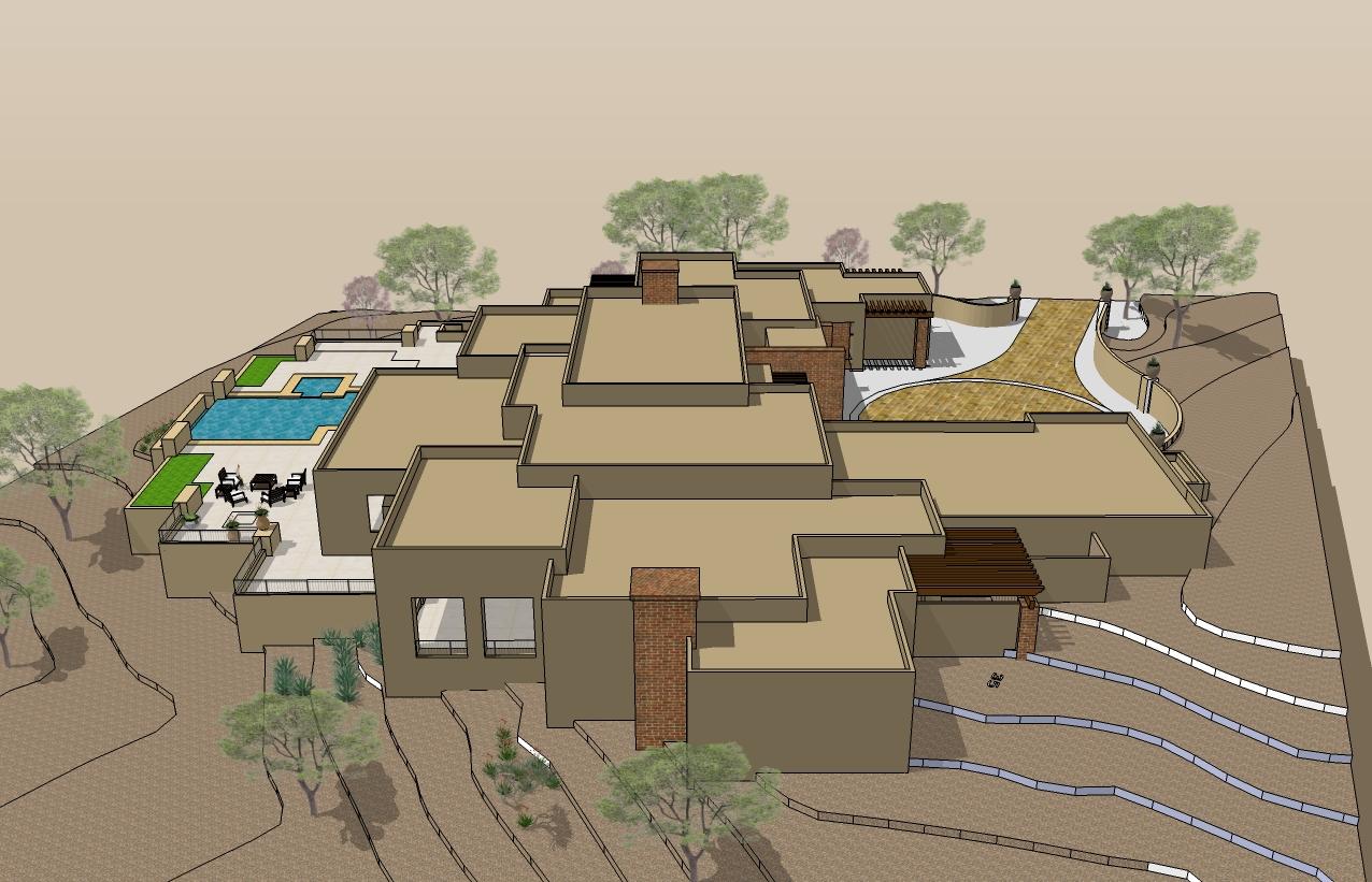 Luxury custom home building in scottsdale phoenix arizona for Best custom home builder websites