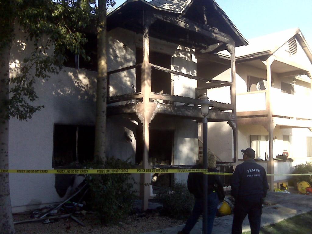 Scottsdale Fire Damage Restoration Fire Repair In Phoenix