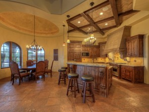 luxury scottsdale home building