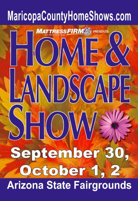 Arizona State Fairgrounds September 30th - October 2nd, 2011