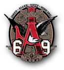 Jared Allen's Homes 4 Wounded Warriors Logo