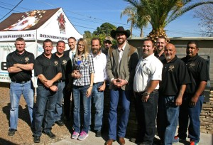 Jared Allen's Homes For Wounded Warriors Project