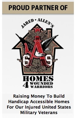 Homes For Wounded Warriors
