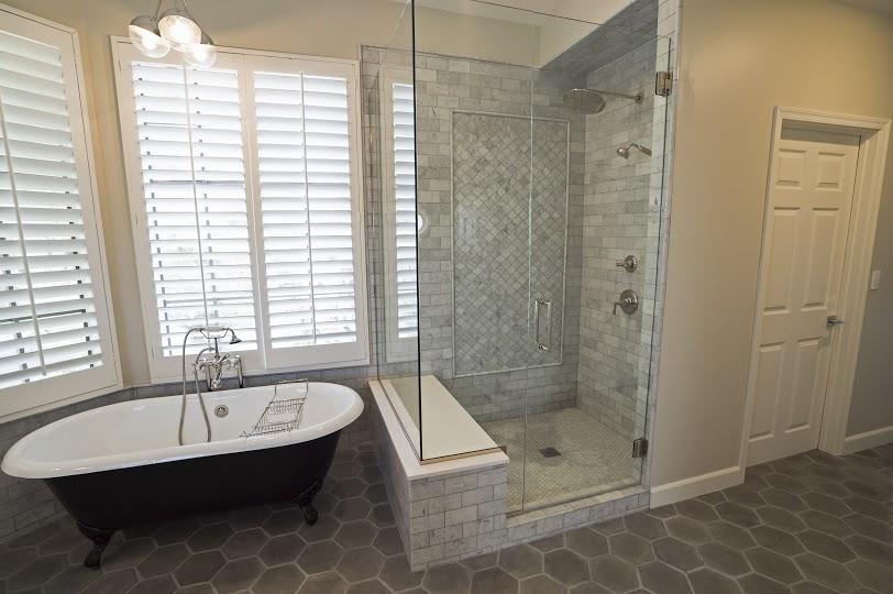 Luxury Full Master Bathroom Remodel In Scottsdale Peak One Builders - Bathroom remodel scottsdale