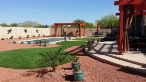 custom luxury landscaping in scottsdale az
