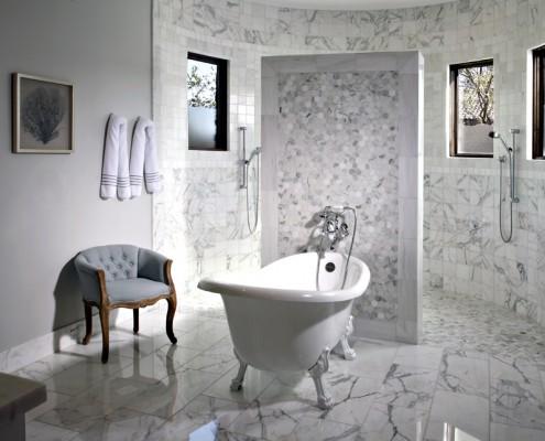 Custom bathroom remodel Scottsdale