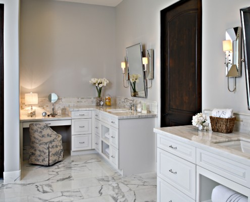 Custom Bathroom Vanities Phoenix Az luxury custom home interior remodel in phoenix arizona
