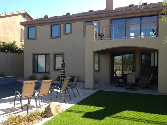 Custom home addition home renovation in scottsdale az for Custom home addition