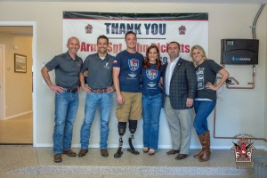 Phoenix Remodeling Contractor Unveils Home To Wounded Warrior - Comfort home remodeling
