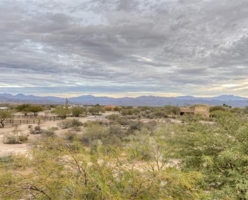 building a custom home on land in scottsdale arizona