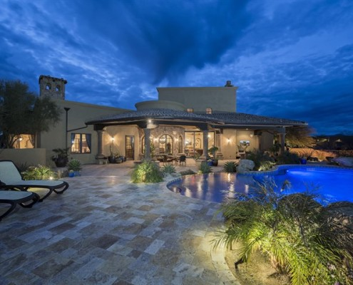 building on your own land in scottsdale paradise valley arizona
