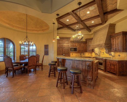 custom built kitchen cabinets in scottsdale az