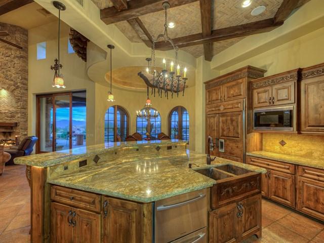 Luxury Custom Home Construction In Scottsdale Arizona