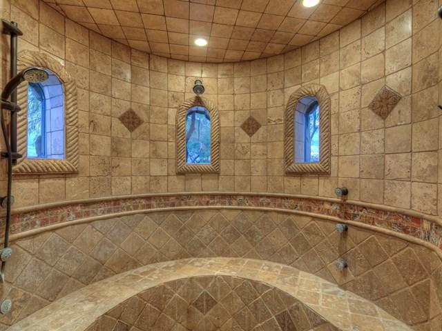 ... Custom Built Master Bathroom Shower Scottsdale Az ...