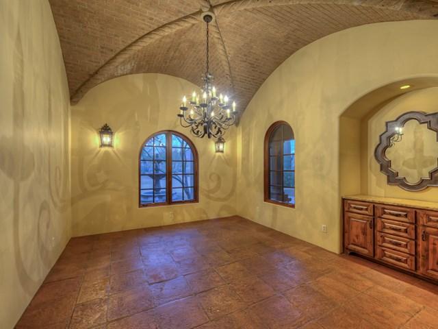 luxury custom built dining room scottsdale arizona  Luxury Custom Home Construction in Scottsdale Arizona. Luxury Lighting Az. Home Design Ideas