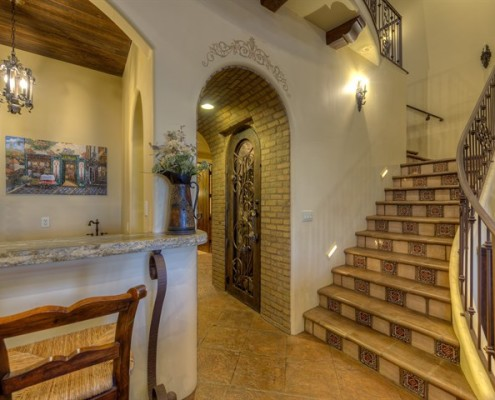 luxury custom home design in scottsdale