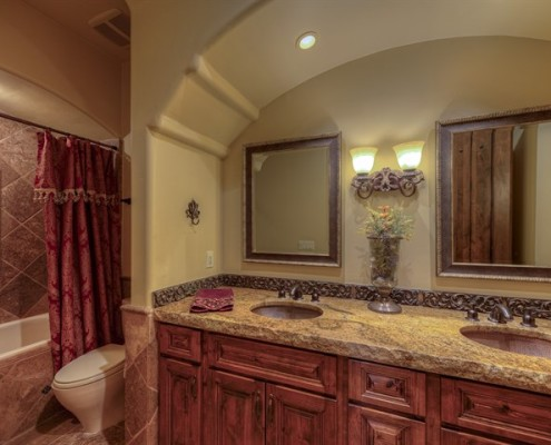 luxury scottsdale bathroom design