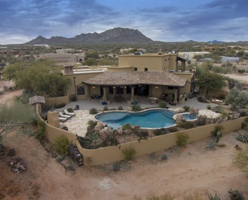 new home builder in scottsdale