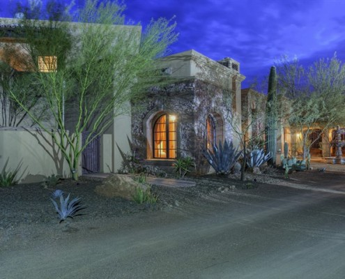 scottsdale arizona luxury custom home builders