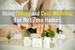 energy and cost modeling