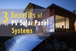 PV Solar Panel Systems for Net-Zero Homes