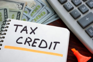 net-zero energy home building tax credits
