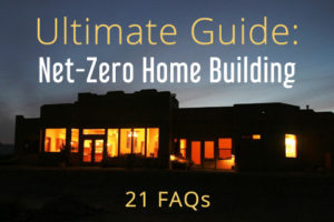 Net-Zero Home Building