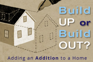 Adding an addition to a home