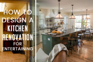 How to design a kitchen renovation