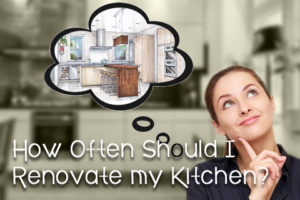 How often should I renovate my kitchen