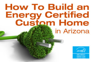 Energy Star certified custom home