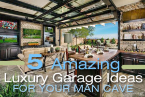 Amazing Luxury Interior Remodeling for Your Garage