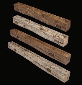 mortise-barn-beam-series